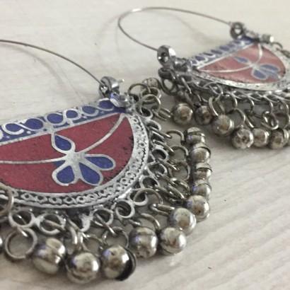 Chandbali Afghani Jewellery